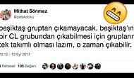 Beşiktaş'ın Şampiyonlar Ligi Serüveni Hakkındaki Tahminleri ve Hayalleri Suya Düşen 15 Bahtsız Futbolsever