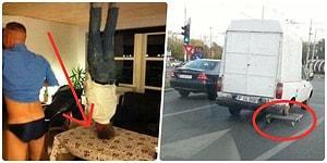 Rusların da En Az Türkler Kadar Çılgın Olduğunun Kanıtı 16 Görsel