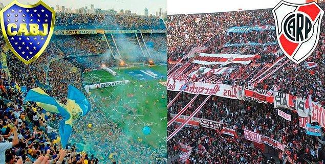 5. Eğer şansınız varsa dünyanın en çekişmeli derbilerinden biri olan Boca Juniors ve River Plate maçına bilet bulabilirsiniz.
