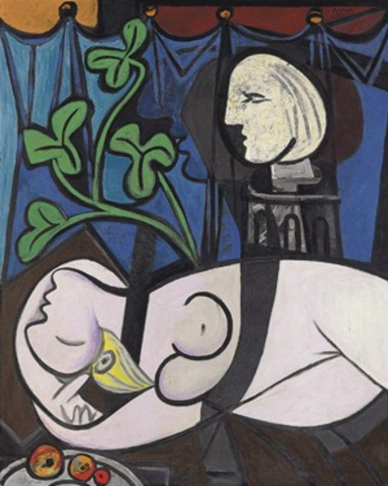 pablo picasso and the works of impressionism L kent wolgamott: regional shows of picasso and painting by pablo picasso, is one of the 60 works by the spanish impressionism is the most.