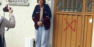 Malatya'da Alevi Vatandaşların Evlerine Kırmızı Boyayla Çarpı İşareti ve Bir Fotoğraf...