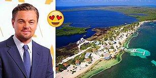 Leonardo DiCaprio Üzerine 42 Hektarlık Çevre Dostu Resort İnşa Edilecek Özel Adayı Satın Aldı!