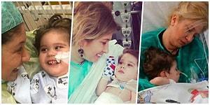 Müjdemiz Var: Kartal Bebek Hayata Tutundu! Kalp Nakli Sonrası Kritik Olan 48 Saat Aşıldı