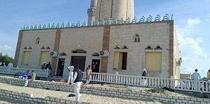 Mısır'da Korkunç Katliam: Camiye Düzenlenen Bombalı Saldırıda Can Kaybı 235'e Yükseldi