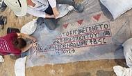 İsrail'de Hristiyanlardan Kalma 1500 Yıllık Mozaik Kilise Zemini Bulundu!