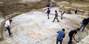 Konya'da Bulunmuştu! Roma Dönemi'nden Kalma 'Spor Tesisi' Koruma Altında