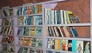 Alkışlık Hareket! Çankaya Belediyesi Temizlik İşçileri Çöpe Atılan Kitaplardan Kütüphane Oluşturdu