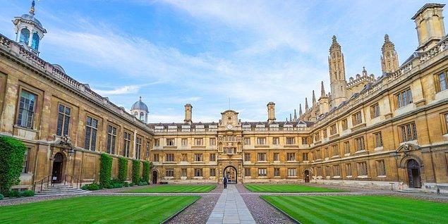 Hatta hayali de İngiltere'ye yerleşip Cambridge Üniversitesi'nde Ekonomi okumakmış.