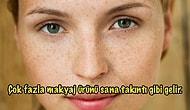 Sadelikten Yana Olan ve Makyajla Arası Olmayan Kadınların Anlayabileceği 16 Şey