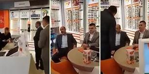 'Müslüman Mahallesinde Salyangoz Satamazsınız' Diyerek 'Kara Cuma' Kampanyası Yapan Dükkana Baskın Yaptılar