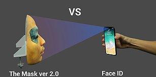 iPhone X'un Yüz Tanıma Sistemini Maske ile Kandırmayı Başardılar
