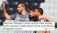 Negredo'nun 4, Lens'in 3 Gol Attığı Maçta Beşiktaş, Manisaspor'u 9-0 Mağlup Etti! İşte Tepkiler