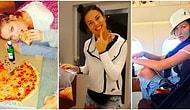 Victoria's Secret Modellerinin Melek Değil, Düpedüz İnsan Olduklarını Kanıtlayan Gündelik Halleri!