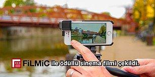 Mobil Telefonunuzu Portatif Bir Film Stüdyosuna Çevirecek Bu Uygulamalarla Kendi Filminizi Çekin!