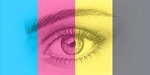Sadece Mükemmel Renk Görüşü Olanlar Bu Kelimeleri Görebiliyor!