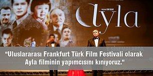 Ayla'nın Yapımcısından Frankurt Türk Film Festivali'nde Skandala Sebep Olan Çekilme Kararı!