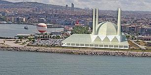 Kadıköy Rıhtıma 'Ulu Cami' Yapılıyor, 20 Bin Kişi Kapasiteli Cami Projesine Koruma Kurulu Onay Verdi