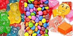 En Sevdiğin Şekeri Söyle Sana Kim Olduğunu Söyleyelim!