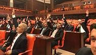 Muhalefetin 'Man Adası Belgeleri Araştırılsın' Önergesi İkinci Kez AKP Oylarıyla Reddedildi