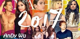 2017'nin En Popüler 118 Şarkısından Oluşan Muhteşem Mashup