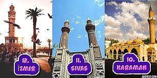 Türkiye'nin Nüfusa Göre En Çok Antidepresan Kullanan 14 Şehri