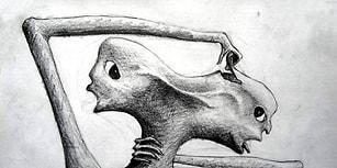 Şizofreni Hastalarının Şaşırtıcı Resimlerini Tahmin Etmek Çok Zor!