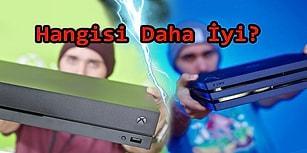 Hangi Konsolu Almalı? 5 Ana Maddede Playstation 4 Pro ve XBOX One X Karşılaştırması