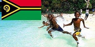 Yıllarca İngiliz ve Fransız Sömürgesinde Eriyen İlginç Bir Ada Ülkesi: Vanuatu