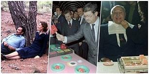 Geçmiş Zaman Olur Ki: Bir Zamanlar Türk Siyaset Hayatına Damga Vuran Politikacıların Az Bilinen Fotoğrafları