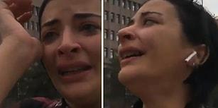 Akıl Sağlığı Yerinde Olmadığı İddiası ile Çocuklarından Uzaklaştırılan Annenin Gözyaşlarına Hakim Olamadığı Anlar