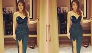 Cengiz Abazoğlu'ndan Demet Evgar'ın Giydiği Elbise İçin Tepki Çeken Photoshop
