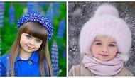 Tatlılığıyla Oyuncak Bebekleri Andıran Küçük Model: Anna Knyazeva