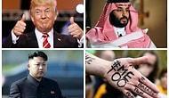 Donald Trump, Muhammed bin Salman, Kim Jong Un ve #MeToo Aynı Listede! Time Dergisi 'Yılın Kişisi' Finalistleri Açıklandı