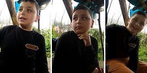 Babasından Kızını İsteyen 10 Yaşındaki Karadenizli Çocuk