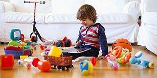 Anneler Babalar, Bilime Kulak Verin: Çocuklar Daha Az Oyuncakla Daha Yaratıcı Oluyor!