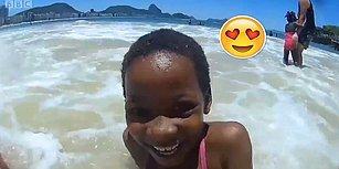 Hayatlarında İlk Defa Deniz Gören Çocukların Tarif Edilemez Mutlulukları