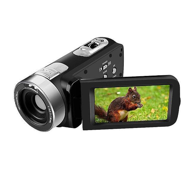 2. Avucunuzun içi kadar bir teknolojiyle Full HD video çekmek ya da 16x Zoom yapmak mümkün desek? Üstelik bunu yarı fiyatına bulduk desek