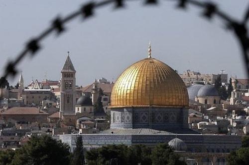 Trump, ABD Politikasını Tersine Çevirdi: Kudüs İsrailin Başkenti Olarak Tanındı, Elçilik Taşınacak 14