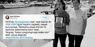 Yargıtay 'Haksız Zenginleşmeye Neden Olur' Dedi ve Kurbağalıdere'de Kaybolan İşçinin Ailesine Tazminat Yarıya İndirildi
