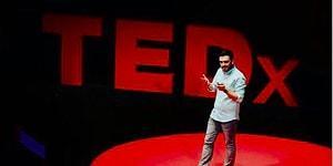 """Biraz Motivasyon Biraz TEDx: """"Sahip Olduğumuz Kadar Değil, Ürettiğimiz Kadar Yaşarız!"""""""