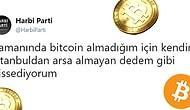 Hızlı Yükselişiyle Yatırımcıların İştahını Kabartan Bitcoin'e Yorumunu Esirgememiş 18 Kişi