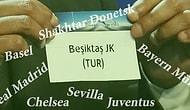 Beşiktaş'ta Kura Heyecanı Yaşanıyor! Şampiyonlar Ligi'nde Son 16 Turundaki Rakibi Kim Olacak?