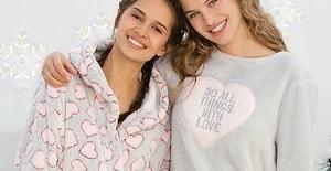 Soğuk Havalarda Evde Pijama Keyfi Sevenleri Buraya Alıyoruz