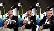 Sevmek Ne Güzel Şey! Hayvan Sevgisini Ferdi Tayfur Şarkısını Cover'layarak Gösteren Dayı