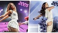 Şok Edici Değişim! Ünlü Kadın Şarkıcılar İlk ve Son Albümleri Çıktığında Nasıl Görünüyorlardı?