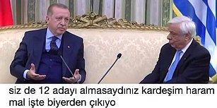 Bunlaaaaaar Mizahşör! Cumhurbaşkanı Recep Tayyip Erdoğan'la İlgili Atılmış 19 Komik Tweet