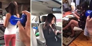 Kız Arkadaşının Telefon Bağımlılığına Karşı Müthiş Bir Çözüm Bulan Adam