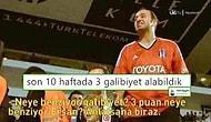 Kartal, Ligde Yine Kayıp! Kayserispor - Beşiktaş Maçının Ardından Yaşananlar ve Tepkiler