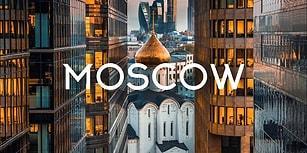 Time Lapse Görüntülerle Moskova'nın Muhteşem Güzelliği
