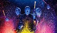 Hayat Kadar Renkli Gösteri: Dünyada Kapalı Gişe Oynayan Blue Man Group Zorlu PSM'de!